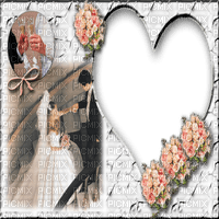 cadre frame mariage