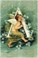 A de ángel