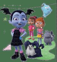 vampirina  and friends