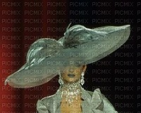 image encre femme mode charme chapeau edited by me