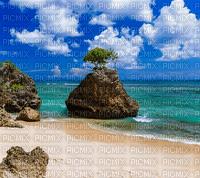 Rena Strand Meer Indonesien