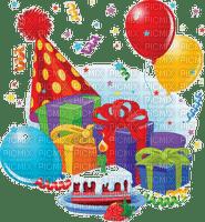 happy birthday deco