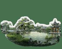 oriental landscape bp