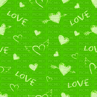 Love, Heart, Hearts, Green, Deco, Background, Backgrounds - Jitter.Bug.Girl