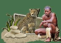 Africa man bp