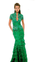 Dama de verde