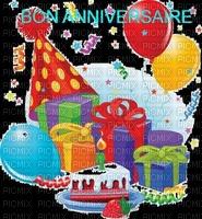multicolore image encre gâteau pâtisserie mariage bon anniversaire ballons cadeaux edited by me