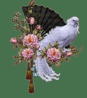 deco vintage bird dolceluna