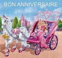image encre poupée bon anniversaire color effet voiture cheval fantaisie edited by me