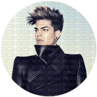 Kaz_Creations Adam Lambert Singer Music Circle