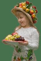 enfant fruits child fruits