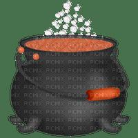witch cauldron halloween chaudron sorciere