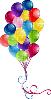Kaz_Creations Balloons Birthday Party Occasion Colours