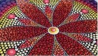multicolore art image rose multicolored color kaléidoscope kaleidoscope