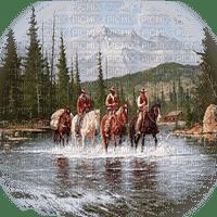cowboy western paysage