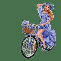 kvinna-woman-cykel