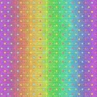 image encre couleur  anniversaire effet à pois arc en ciel  edited by me