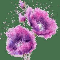 Fleur.purple.Deco.Flowers.Victoriabea