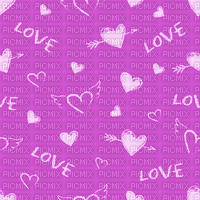 Love, Heart, Hearts, Purple, Pink, Deco, Background, Backgrounds - Jitter.Bug.Girl