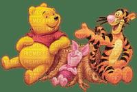 winnie pooh and friends