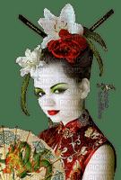 femme asian  woman