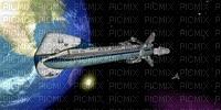 spacebus, earth,spaceship