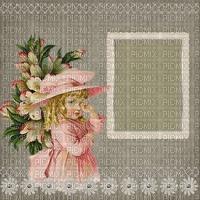 image encre couleur effet texture fille vintage chapeau fleurs edited by me
