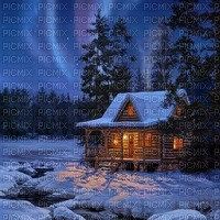 landscape  winter hiver wald house maison  snow foret tree image  forest    fond background   landschaft paysage   christmas noel xmas weihnachten Navidad рождество natal neige night nuit