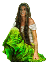 Kaz_Creations Woman Femme Green
