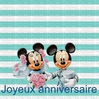 image encre color effet rayures  Minnie Mickey Disney edited by me