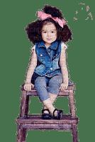 child girl jeans enfant fille 👩👩