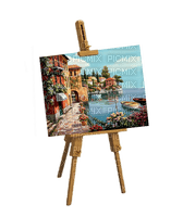 easel painting drawing