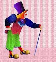 image encre bon anniversaire color effet pitre cirque edited by me