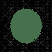 BLACK CIRCLE FRAME DECO