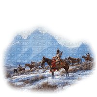 loly33 amérindien western landscape paysage