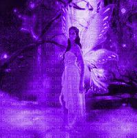 purple fAIRY  fee violet
