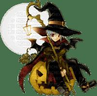Tube halloween-manga