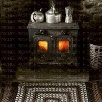 fire feuer feu fond kamin cheminée cheminee fireplace vintage ofen oven four   winter hiver  room raum chambre  zimmer    image    fond background