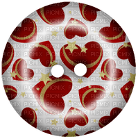 Kaz_Creations Valentine Deco Love Button