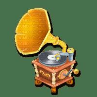 gramophone deco