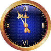 clock new year horloge bonne  annee