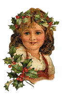 christmas vintage child enfant noel
