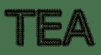 tea text thé