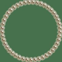cadre frame perles pearl