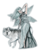sylvain femme avec animaux