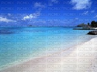plage sable bleu