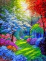 színes táj