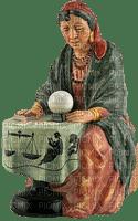 gypsy woman bp
