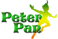 peter pan logo movie