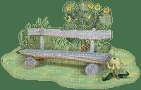 garden bench banc de jardin gartenbank bank park parc summer ete spring printemps deco tube garden jardin